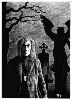 Dämonenland, Alphonse Brutsche, Der Totentanz