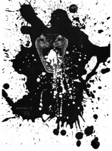 Fabian Fröhlich, Illustration, Christian Dörge, Elektra 3