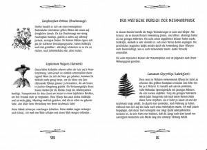 Der Seelenturm, Kräuterbuch