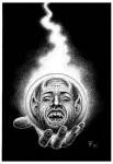 Illustration, Dämonenkiller, Herrin der Fledermäuse