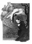 Edition Dan Shocker, Illustration, Das Gespensterhaus an der Themse