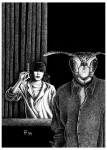 Edition Dan Shocker, Illustration, Die Mordwespen des Dr. X