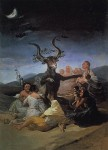 Francisco de Goya, Hexensabbath