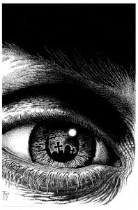John Sinclair, Augen des Grauens