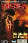 Vampira, Cover, Die Macht des Feuers