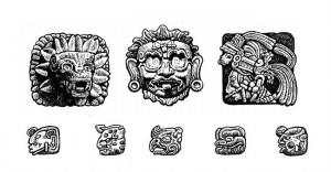 Maya Vignetten