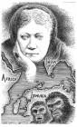 Fabian röhlich, Madame Blavatsky, Illustration, Loewe, Hoevelmann