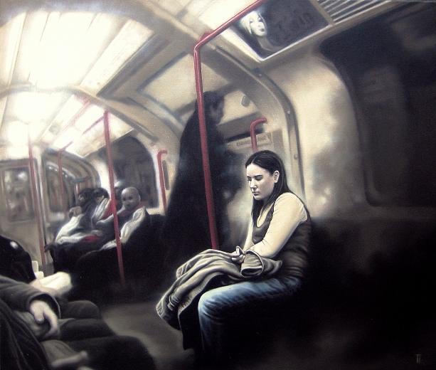 Fabian Fröhlich, London Underground, Northern Line
