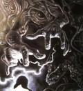 Vampira Band 13. Traumzeit-Dämonen, erste Ölschicht