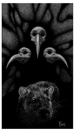 Malte S. Sembten, Maskenspiele, Der Tag des Anthrax