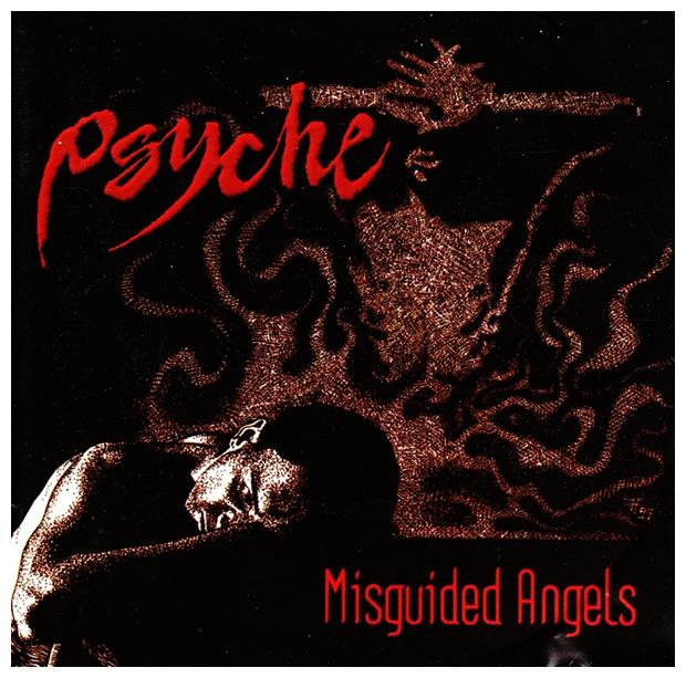 Fabian Fröhlich, Illustration, Psyche, Misguided Angels