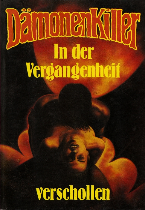 Dämonenkiller, Cover, In der Vergangenheit verschollen