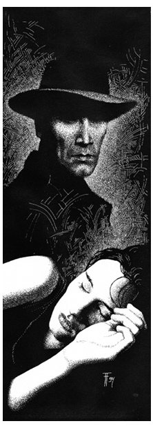Christoph Kleinhubbert, Der Küsser
