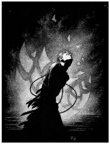 Fabian Fröhlich, Illustration, Christian Dörge, Passion 1