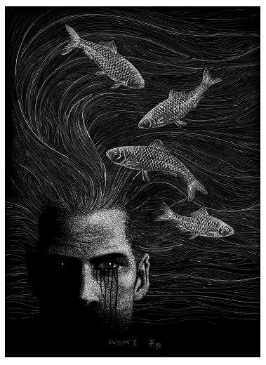 Fabian Fröhlich, Illustration, Christian Dörge, Passion 2