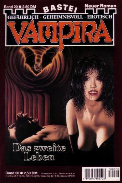 Vampira, Cover, Das zweite Leben