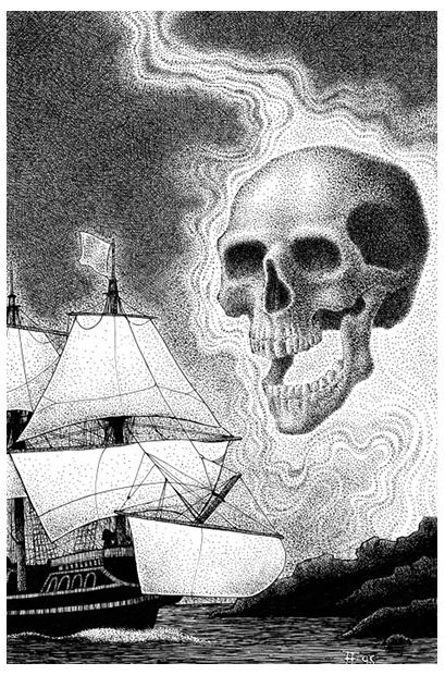 John Sinclair, Die Totenkopf-Insel