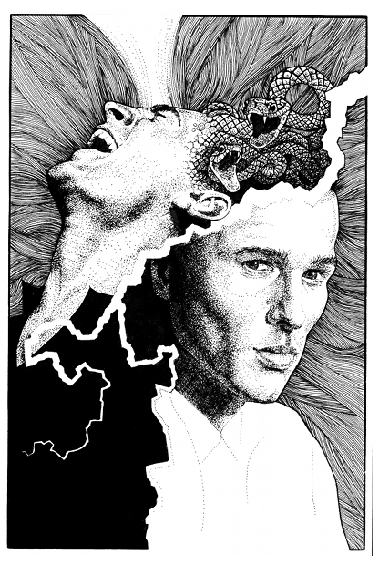 John Sinclair, Der Mörder mit dem Januskopf