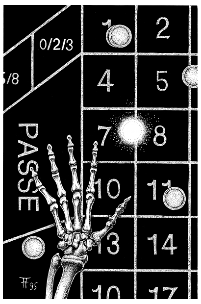 John Sinclair, Geister-Roulette