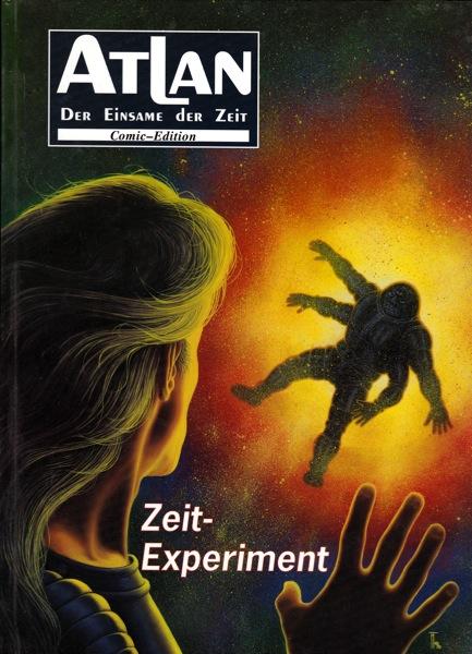 Atlan Comic, Zeit-Experiment