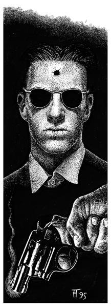 Illustration, Dämonenland, Earl Warren, Der Satansorden von Chalderon