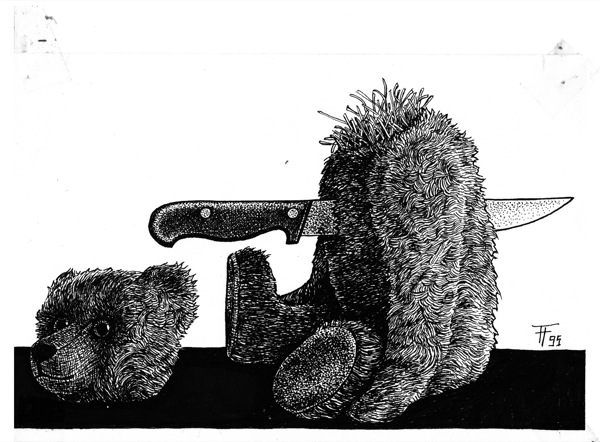 Dämonenland, Illustration