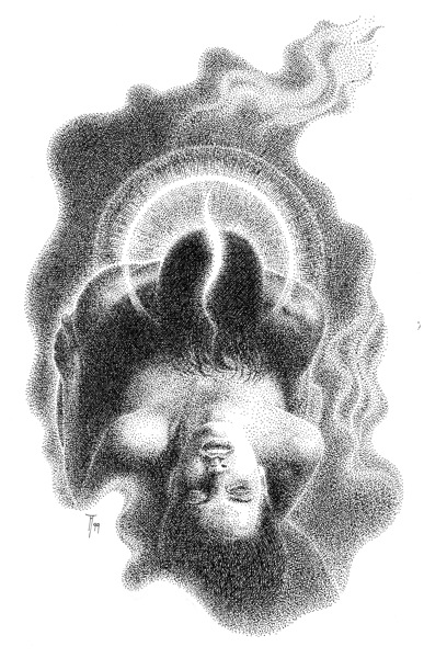 Fabian Fröhlich, Illustration, Brian Hodge, The Dripping of Sundered Wineskins