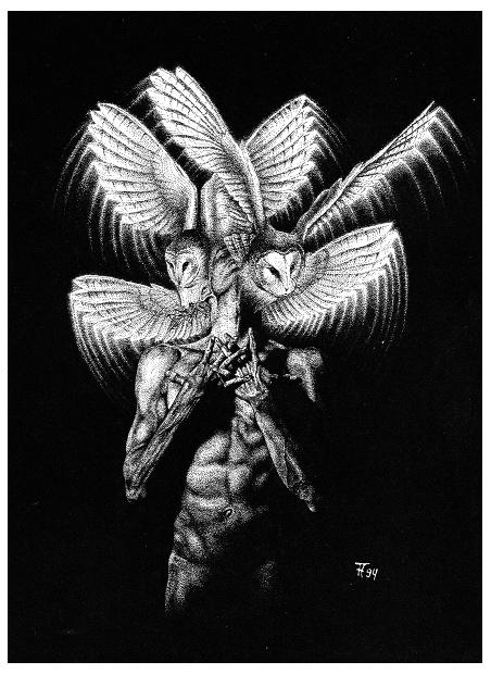 Fabian Fröhlich, Illustration, Gedicht
