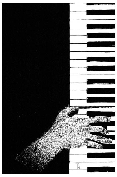 Fabian Fröhlich, John Sinclair, Die Geisterhand