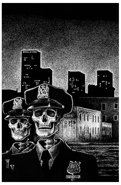 John Sinclair, Die Horror-Cops