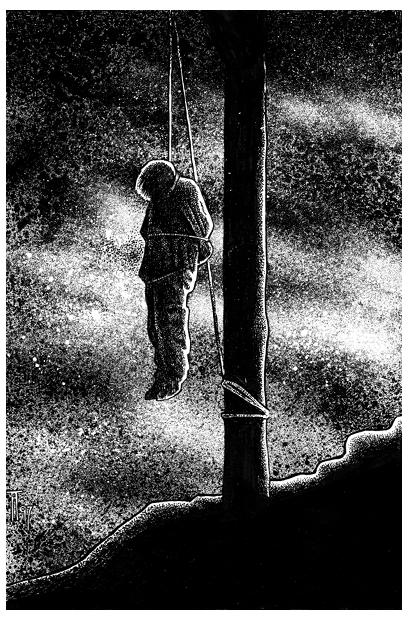 John Sinclair, Hügel der Gehenkten