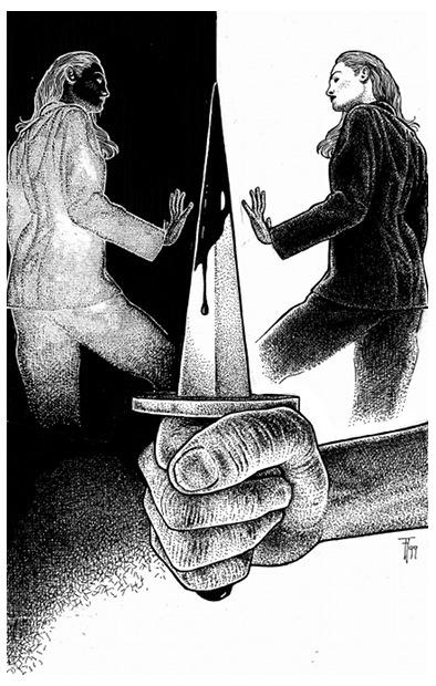 John Sinclair, Der Spiegel-Dämon