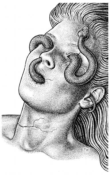 John Sinclair, Medusas Rache