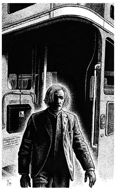John Sinclair, Der Zombie-Bus