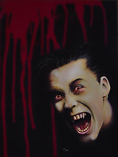 Fabian Fröhlich, Vampira, Landrus Sohn