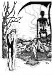 Fabian Fröhlich, Illustration, Professor Zamorra, Die Quelle des Lebens