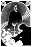 Fabian Fröhlich, Illustration, Professor Zamorra, Das Schwert des Vampirs