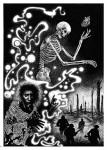 Fabian Fröhlich, Illustration, Professor Zamorra,