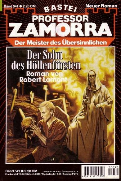 Professor Zamorra, Der Sohn des Höllenfürsten