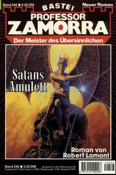 Professor Zamorra, Satans Amulett