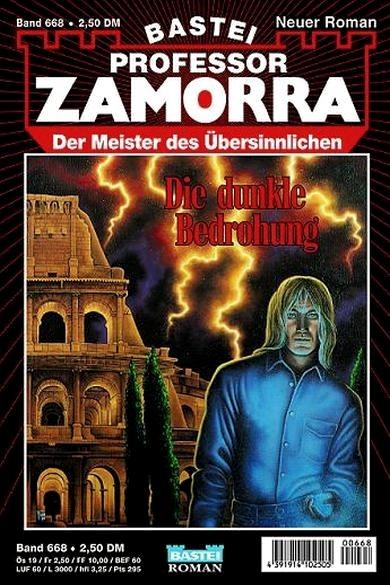 Professor Zamorra, Die dunkle Bedrohung