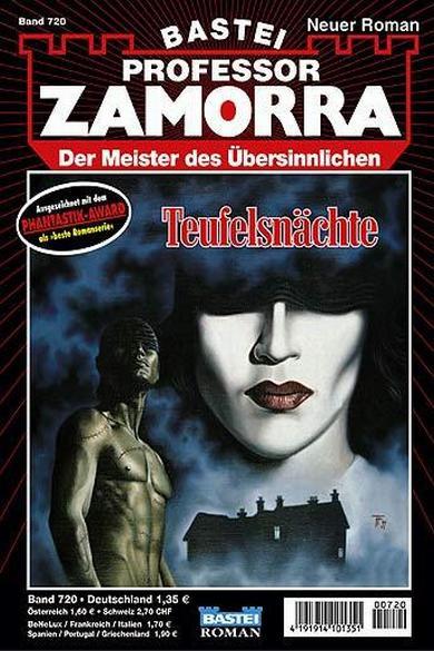 Professor Zamorra, Teufelsnächte