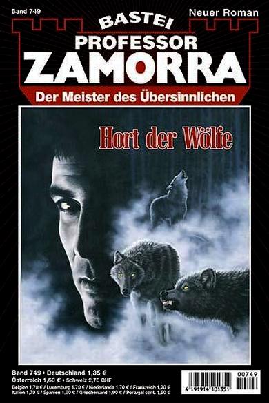 Fabian Fröhlich, Professor Zamorra, Hort der Wölfe