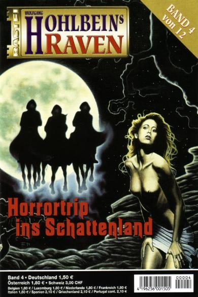 Wolfgang Hohlbein, Raven 4