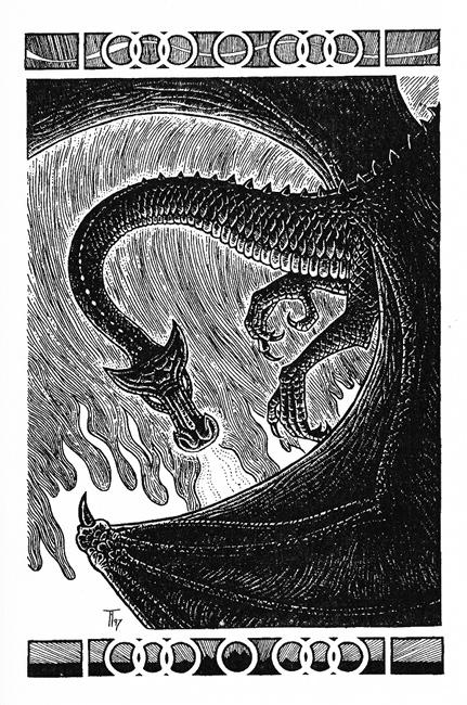 Fabian Fröhlich, Illustration, Helmut W. Pesch, Die Ringe der Macht