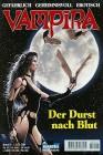 Vampira, Cover, Der Durst nach Blut