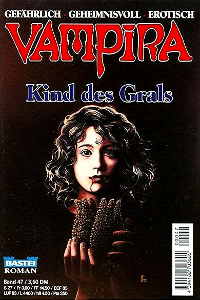 Vampira, Cover, Kind des Grals