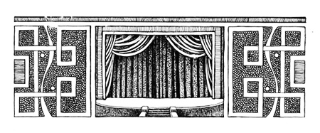 Fabian Fröhlich, Illustration, Nicholas Meyer, The West End Horror, Sherlock Holmes und die Theatermorde