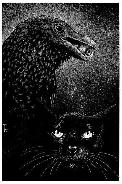 Fabian Fröhlich, Illustration, Friedrich Werner van Oesteren, Tom Bricys linkes Auge