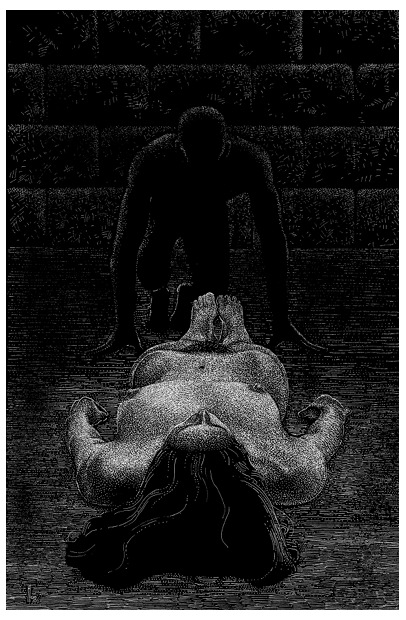 Arno Hach, Der Vampyr